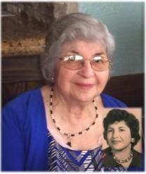 Anita Mesa Aguilar obituary photo