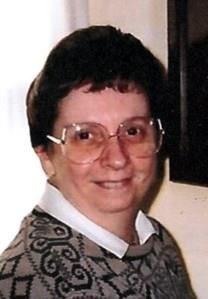 Virginia Ann Ingle obituary photo
