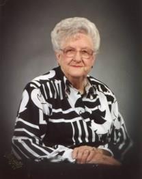 Hildagarde O'Neal obituary photo