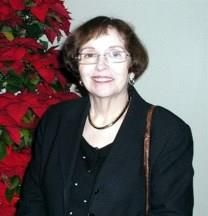 Peggy Ruth Thomas Rushing obituary photo