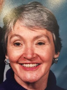 Mrs. Gwendolyn Farrow  Williams Stroud