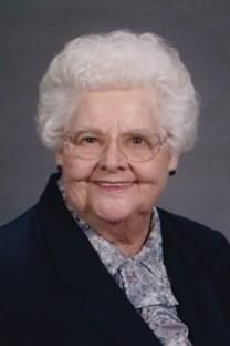 Martha E. Ebner obituary photo