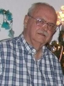 William Schrider Parker, obituary photo