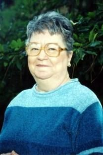 Betty Louise Yelverton obituary photo