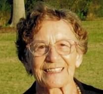 Geraldine Grace Lydon obituary photo