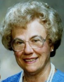 Irene B. Ouellette obituary photo