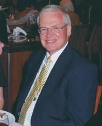 George Robert Hollis obituary photo