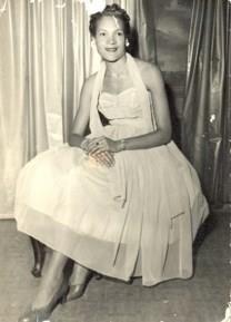 Hepsebah Louise Freeman obituary photo