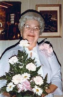 Inez Ducote obituary photo