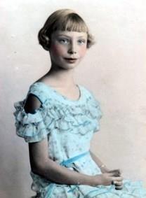 Carol Cecelia Norton obituary photo