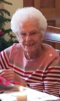 Winifred Alene Harris Griggs obituary photo