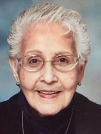 Olivia Emelia Byrd obituary photo