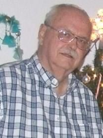 William Schrider Parker, obituary photo