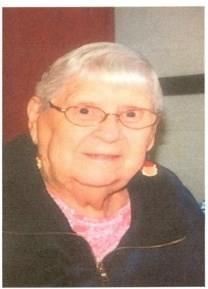 Aquila Louise Hodge obituary photo