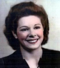 Gloria M. Mahoney obituary photo