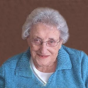 "Mary B. ""Bernie"" Welck Obituary Photo"