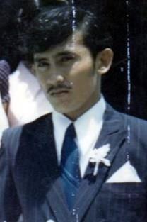 Javier Moreno Morin Obituary Photo