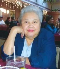 Ana Maria Betancourt obituary photo