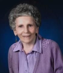 Betty Virginia Layfield obituary photo