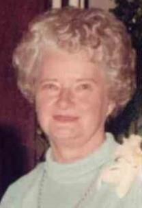 Mary Lee Davis obituary photo