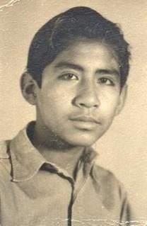 Jesus Balderas Flores obituary photo