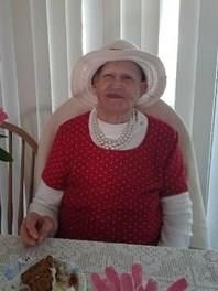 Francisca Aranda obituary photo