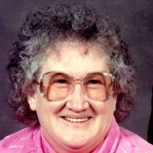Margaret Reed Obituary Photo