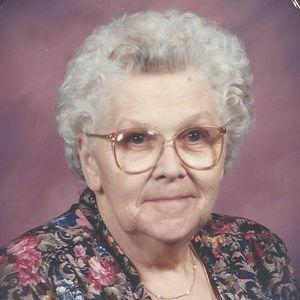 "Gladys Elizabeth ""Nanny"" Peoples"