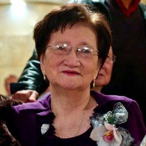 Maria Singzon Froilan Obituary Photo