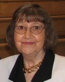Ursula H. Casida obituary photo