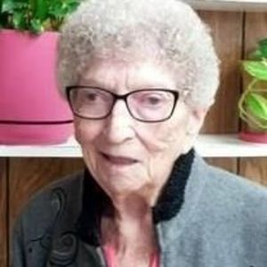 Arla Mae McClure