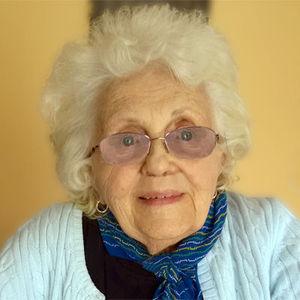 Geraldine Pasco Obituary Photo