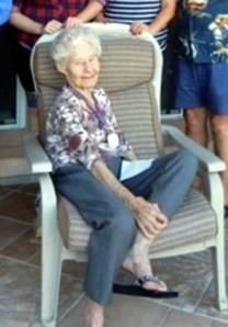 Vivian Burla Nelson obituary photo