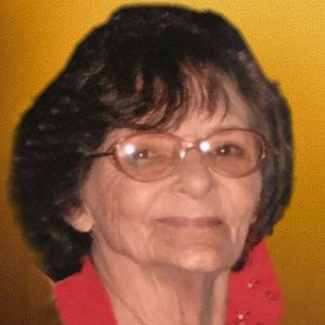 Doris Mae Norred Stewart