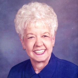 Joyce Caroline Diakow Obituary Photo