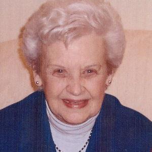 Mrs. June Westdyke McDaniel