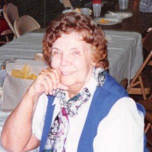 Mrs. Anna Ruth Miller Russ