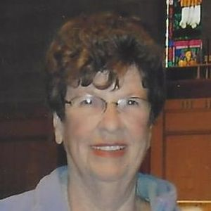 Ann M.  (Silke) Fournier Obituary Photo