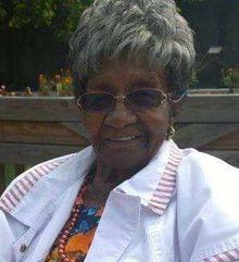 Dorothy Mae Bush