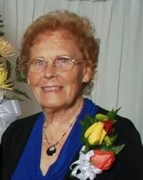 Hanna Osvoll obituary photo