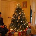 2008 Christmas @ his grandma's residence in Rancho Bernado, San Diego - CA