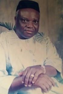 Sampson Nneji obituary photo