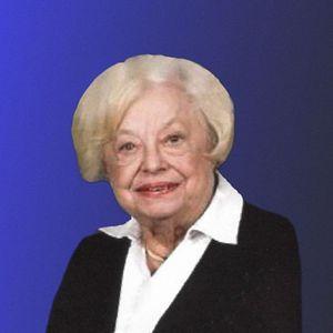 Mrs. Margot Jütte Robinson