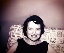 Mary Frances Marshall obituary photo