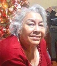 Maria A. Martinez obituary photo