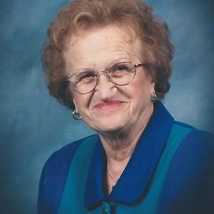 "Stanislava ""Lydia"" Riley Obituary Photo"