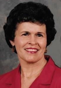 Patricia Joan Cockrell obituary photo