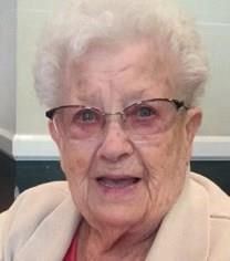 Elfrieda Lane obituary photo
