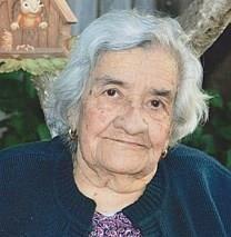 Luisa Aguirre De Torres obituary photo