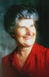 Clara Mable Percy obituary photo